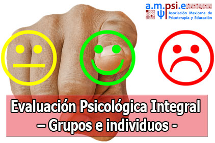 Evaluación Psicológica integral