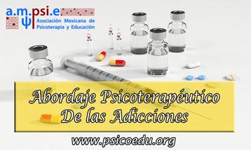 Abordaje psicoterapéutico de las adicciones